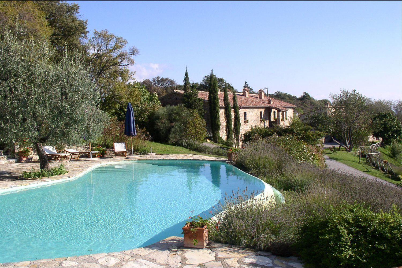 Qu Est Ce Qu Une Loggia villa le radici: casa de vacaciones con 8 habitaciones con
